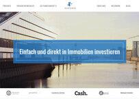 Banner zum Thema Immobilieninvestitionen