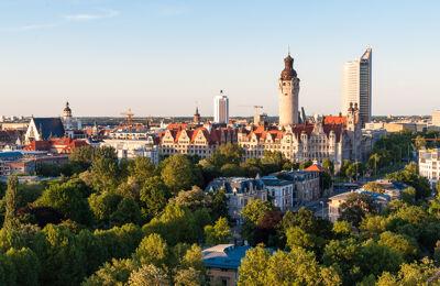 Leipziger Stadtkern