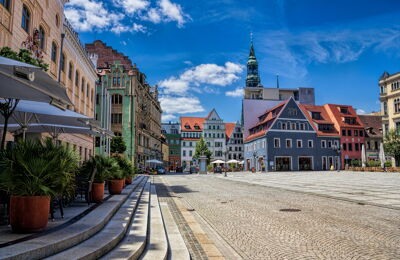 Zwickau Hauptmarkt