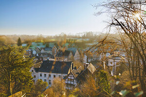 Kornelimünster bei Aachen