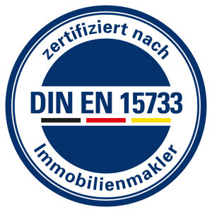 DIN-EN-15733 Zertifikat