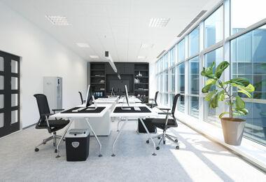 Moderner Büroraum