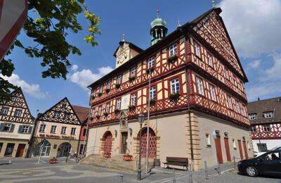 Fachwerkhaus in Großheirath