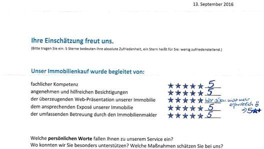 Bewertung - Boddenberg