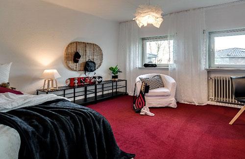 Home Staging-Beispiel Jugendzimmer