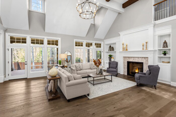 Hochwertiges Wohnzimmer