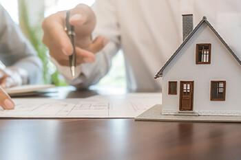 Berechnung des Immobilienwerts