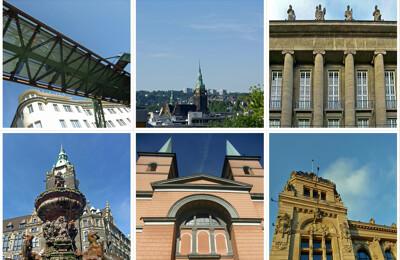 Wahrzeichen von Wuppertal