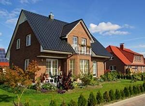 Haus in ruhiger Wohnsiedlung
