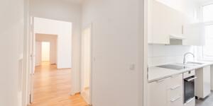 Leere Wohnung