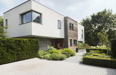 Modernes Haus in Köln