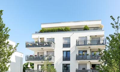 Wohnungen mit Balkonen