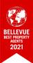 Logo-Fahne Bellevue Best Property Agents 2020