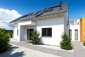 Modernes Einfamilienhaus in Mönchengladbach
