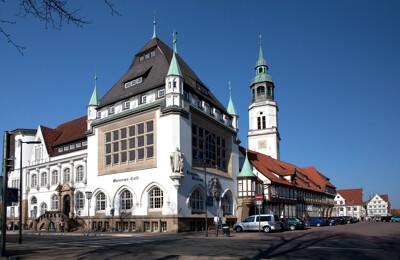 Museumscafé in Celle
