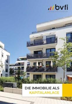 Ratgeber -Die Immobilie als Kapitalanlage II
