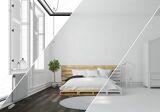 Homestaging Schlafzimmer