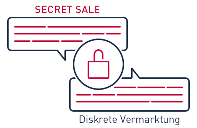 Grafik Secret-Sale