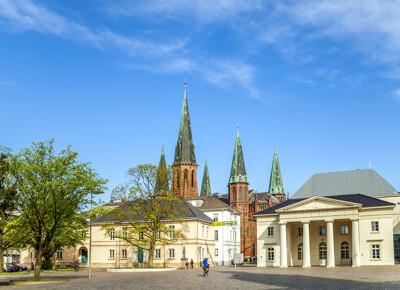 Oldenburger Altstadt