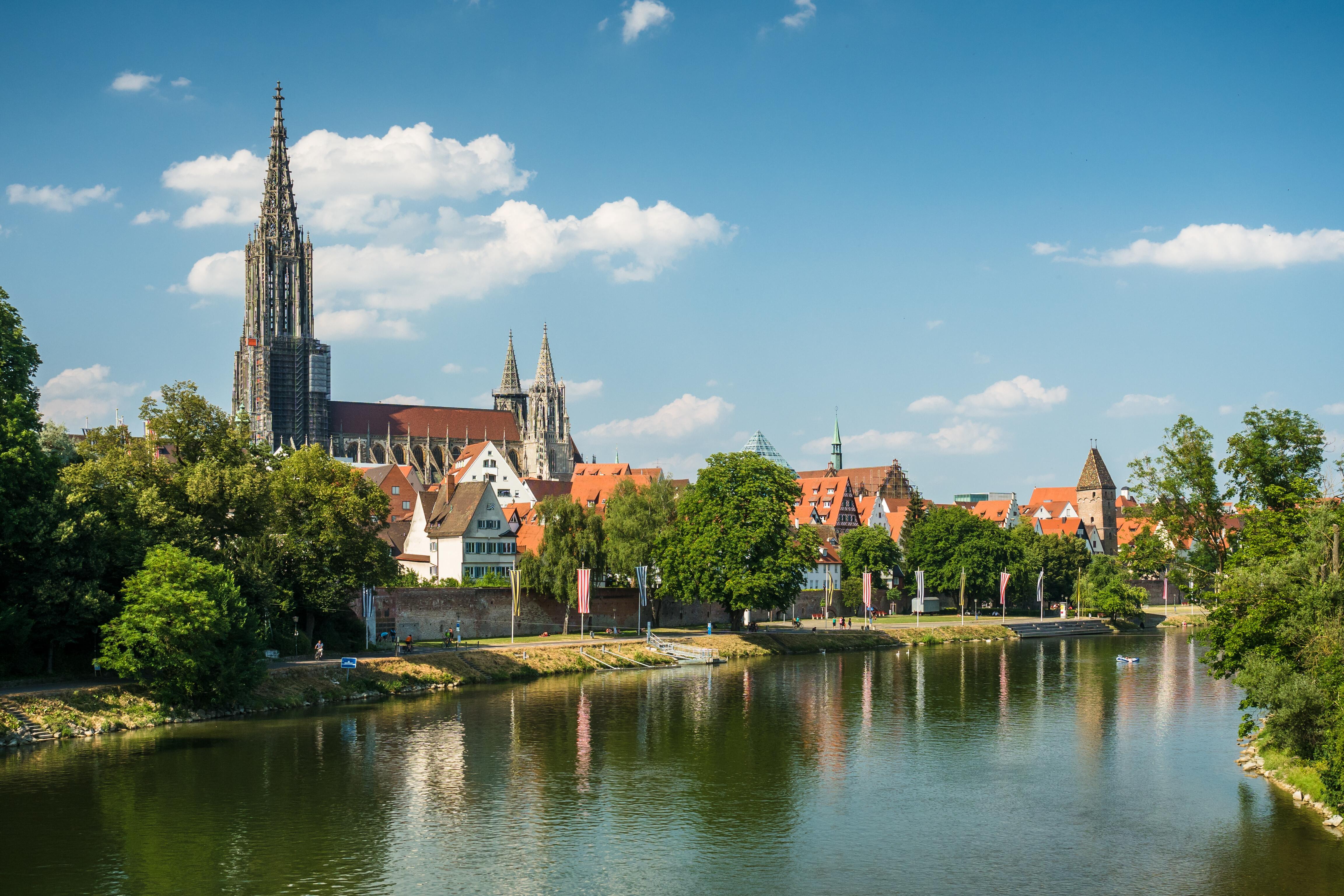 Ulm am Wasser