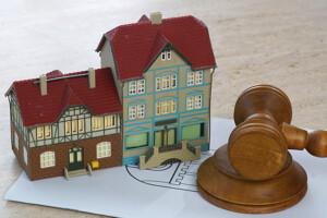 Modell Hausversteigerung