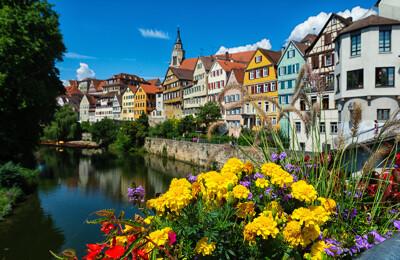 Tübingen Altstadt