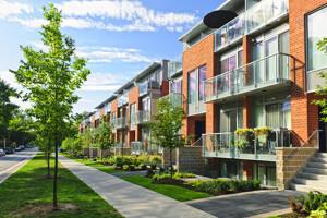 Neubau Wohnungen