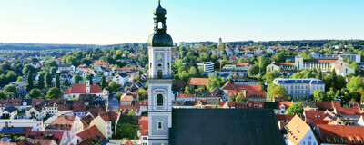 Luftbild Freisingen
