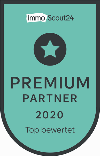 Logo Premium Partner ImmoScout