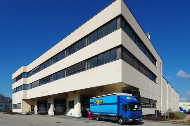 Produktions- und Bürogebäude (Bauteil C)