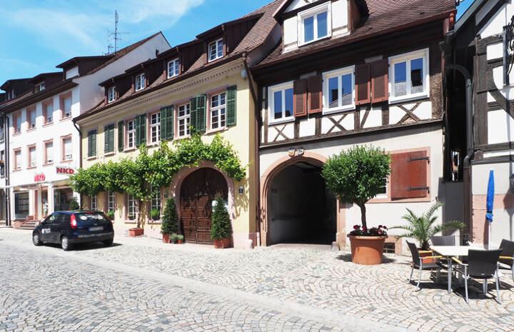 Wohn- und Geschäftshaus mit Ausbaupotenzial
