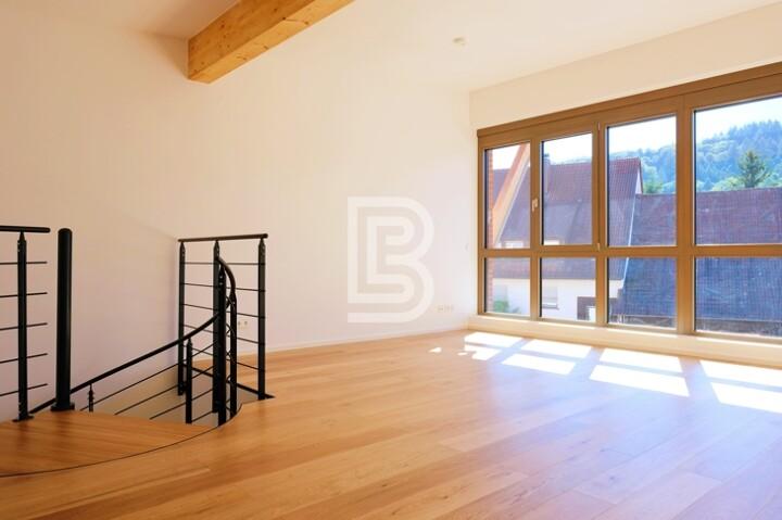 Neubau: Hochmodernes Lofthaus