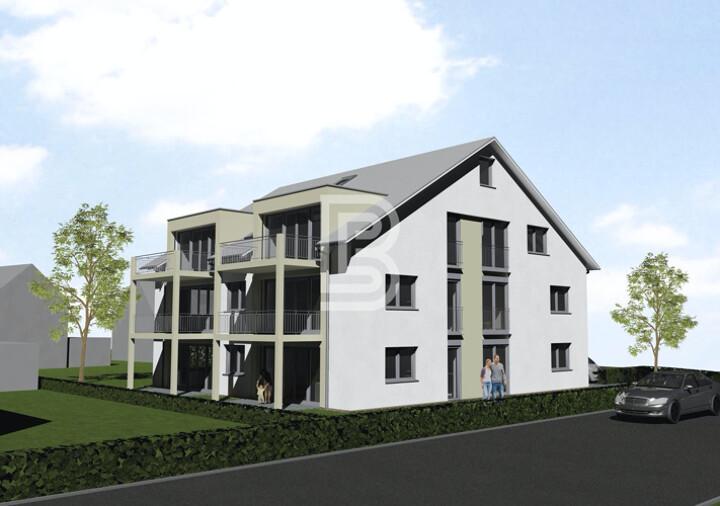 Erstbezug:Maisonette-Wohnung im Dachgeschoss