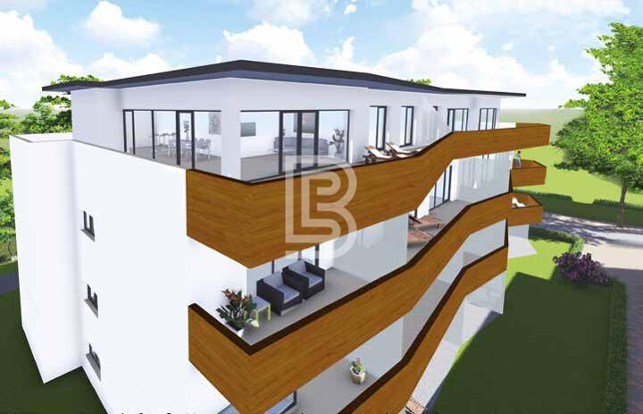 Penthouse-Wohnung zum Erstbezug