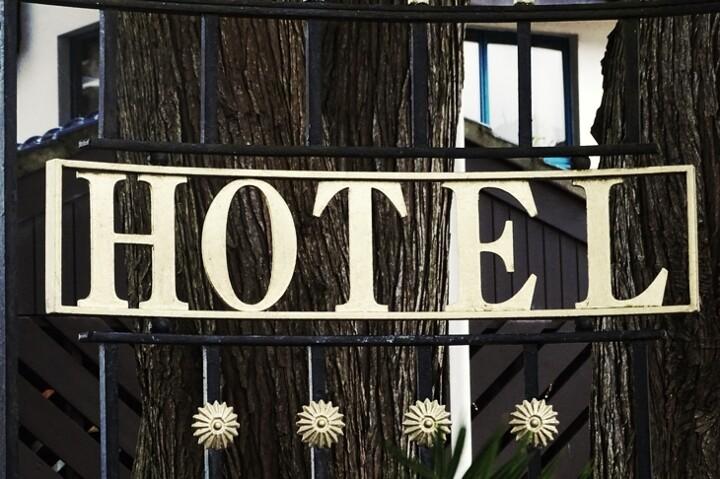Hotelanwesen mit 123 Betten und Gastronomie