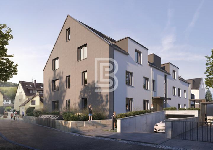 Maisonette-Wohnung mit Schönbergblick