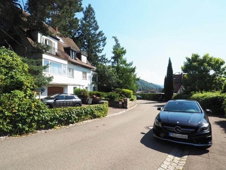 Freistehende 30er Jahre Villa in Top-Lage