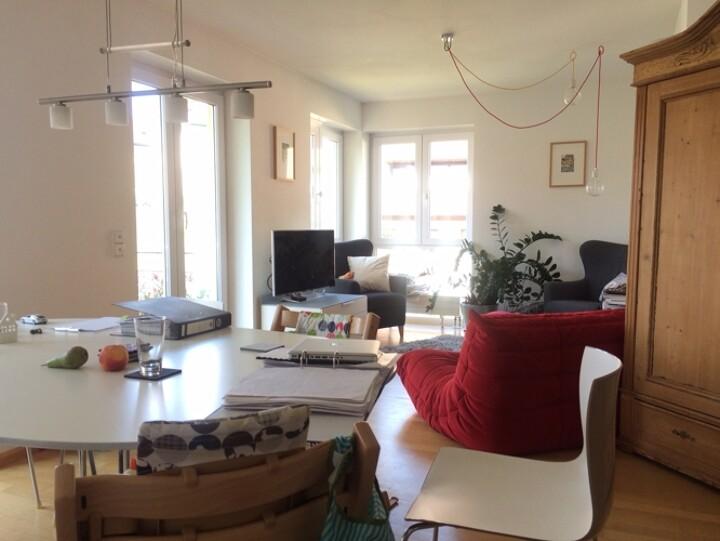 Komfortable 3-Zimmer-Wohnung mit Balkon