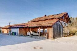 Carport + Haus
