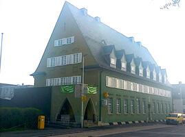 Postfiliale Wunsiedel, Bayern