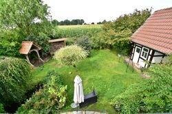 Garten (Blick vom Balkon)