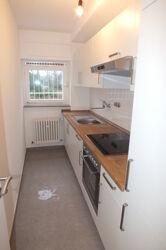 Küche mit EBK Gartengeschoss