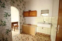 vorderer Küchenbereich