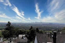 Skyline view von Mammolshain
