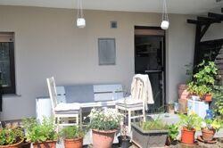 Terrasse überdacht