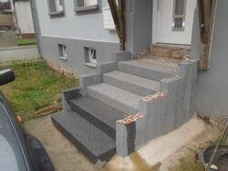 Eingangstreppe