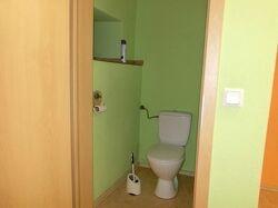 Hobbyraum Toilette