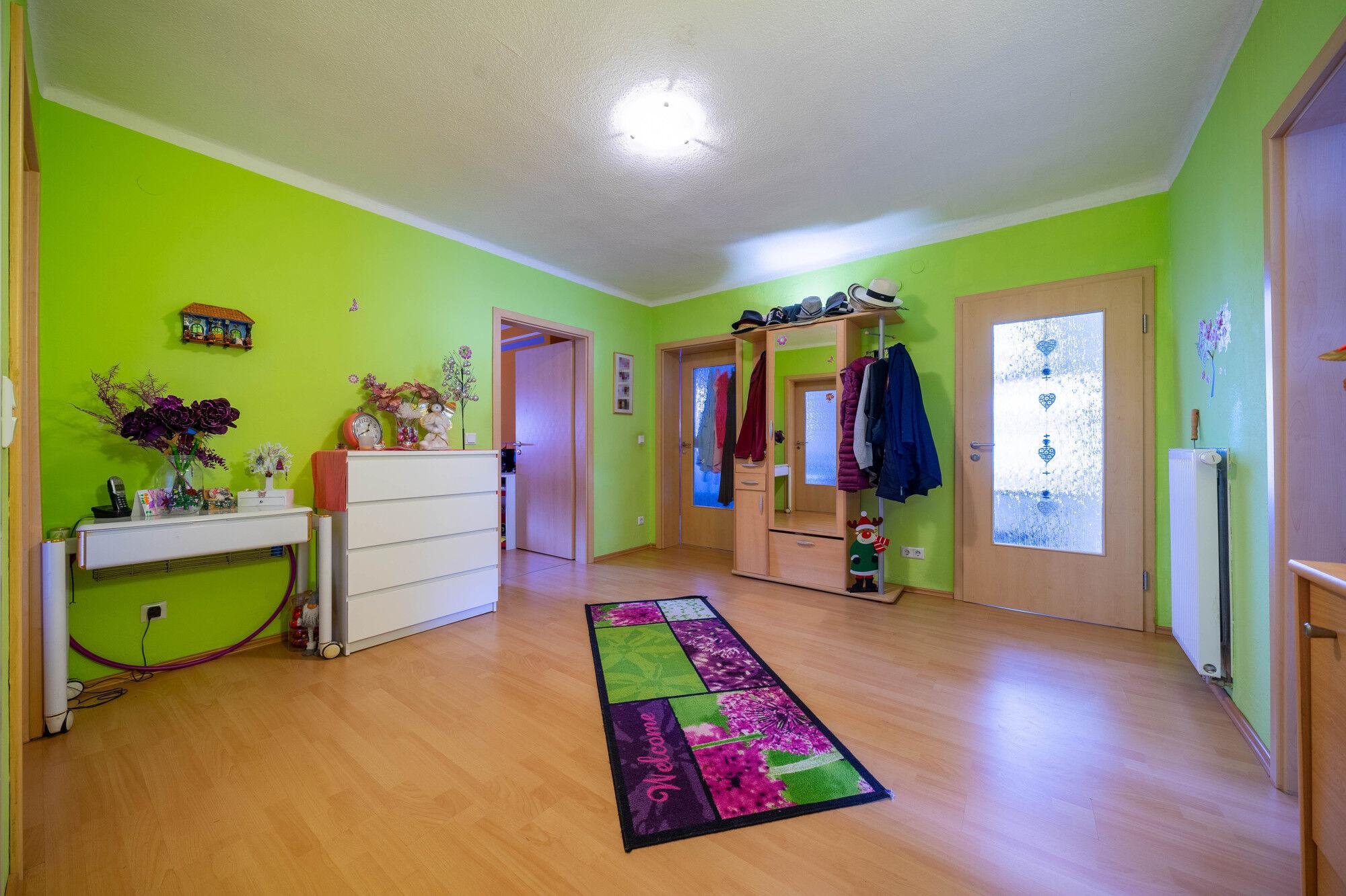 Wohnung 1- Wohnungseingang 1OG Hauptstraße 16A, 55767 Nohen