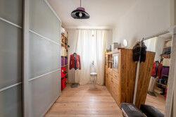 Begehbarer Kleiderschrank - Kinderzimmer 1OG