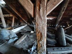Dachboden untere Ebene